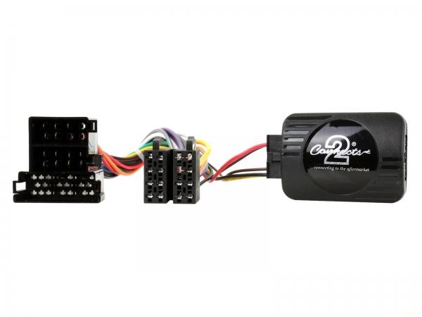 Adapter do sterowania z kierownicy VW Bora, Passat,Golf 1990 -> CTSVW001.2