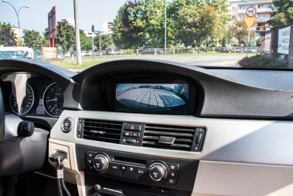 Interfejs do przedniej i tylnej kamery BMW M-ASK,CCC