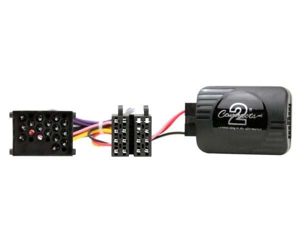 Adapter do sterowania z kierownicy Rover 25 / 45 / 75 2000->  CTSRV002
