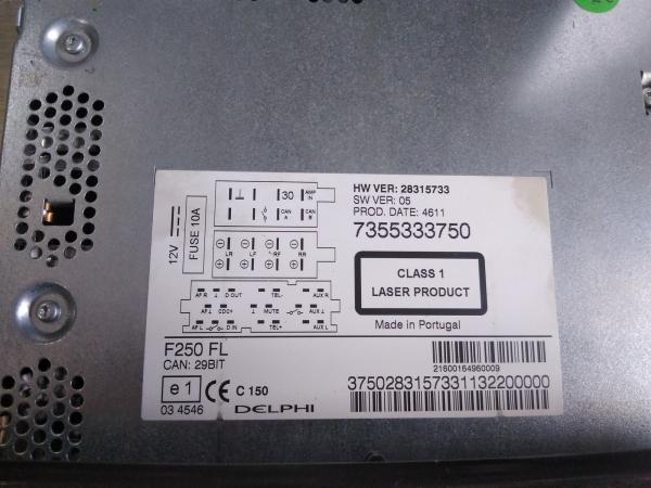 Adapter do sterowania z kierownicy Fiat Punto, 500, Ducato, Doblo CTSFA004.2