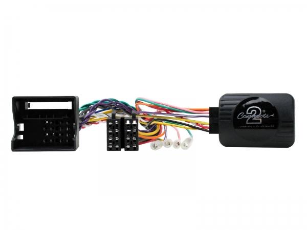 Adapter do sterowania z kierownicy VW Crafter 2006 -> CTSVW012.2