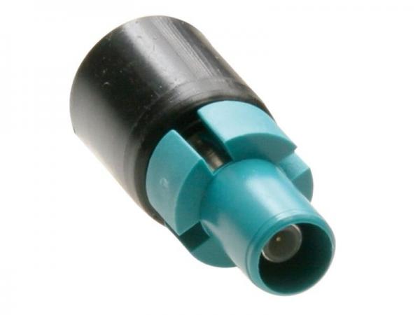 Adapter antenowy BMW-ISO kątowy (Fakra A )