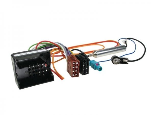 Adapter Peugeot,Citroen 2004 -> ISO.Zest.z separat.ISO