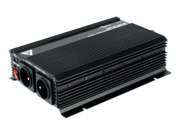 Samochodowa przetwornica napięcia 24 VDC / 230 VAC IPS-3200 3200W