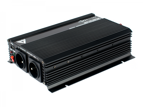 Samochodowa przetwornica napięcia 12 VDC / 230 VAC IPS-3200 3200W