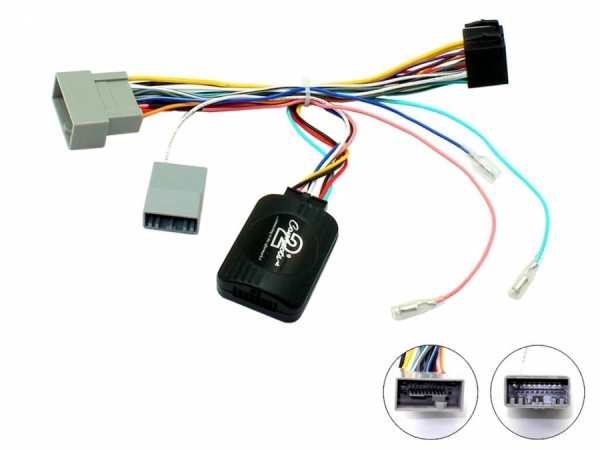 Adapter do sterowania z kierownicy Honda Jazz,Fit,City,HR-V 2014 -> CTSHO008.2