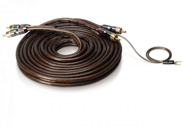 Przewody sygnałowe Sinuslive CX-50 RCA 5m