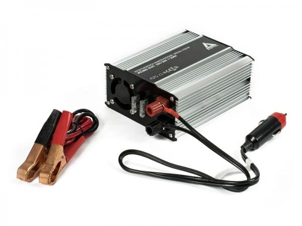 Samochodowa przetwornica napięcia 12 VDC / 24 VDC / 230 VAC IPS-800 800W DUO