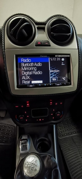 Ramka radiowa 2 DIN zestaw Alfa Mito 2008->