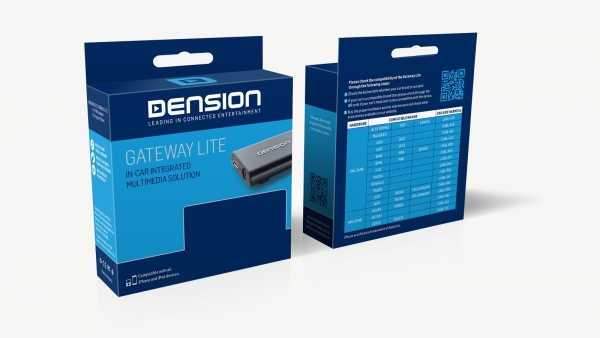 Dension Gateway Lite GWL35NB