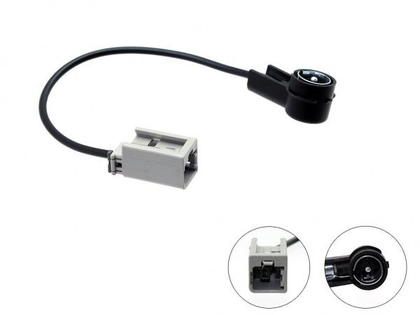 Adapter antenowy Kia Picanto,Cerato 07->/Hyundai i30 08->-ISO