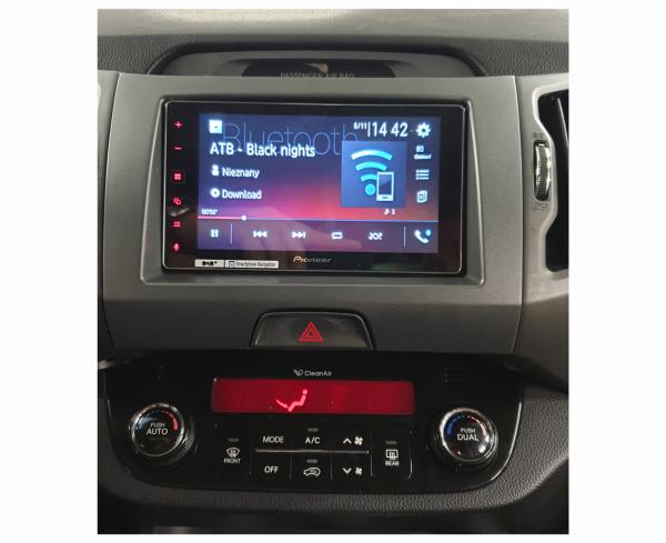 Adapter do sterowania z kierownicy Kia Soul,Sportage. modele z cyfrowym wzmacniaczem CTSKI007.2