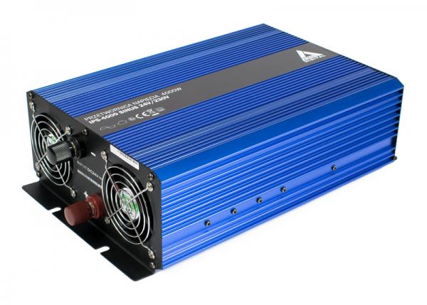 Przetwornica napięcia 24 VDC / 230 VAC SINUS IPS-4000S 4000W