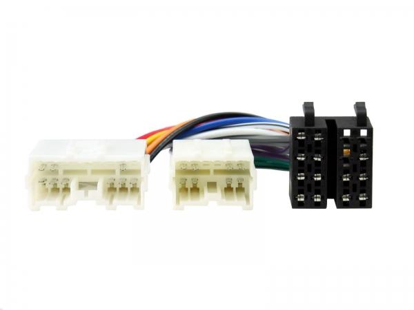Adapter Volvo S40,V40, V70, na ISO