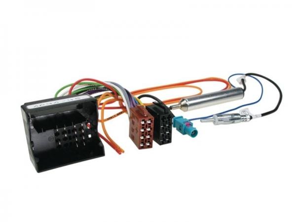 Adapter Peugeot,Citroen 2004 -> ISO.Zest.z separat.DIN