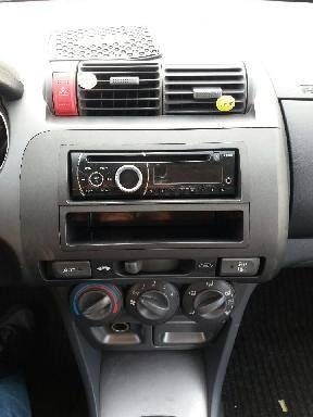 Ramka radiowa 1DIN/2DIN Honda Fit 2006->  Honda Jazz